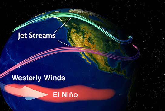 Winter's Weird Weather: Blame el Nino?