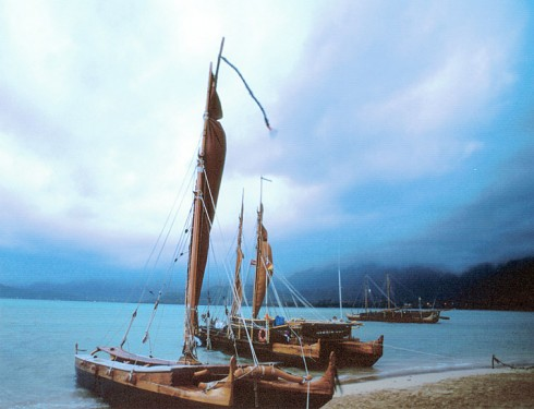 Pacific migrations: New evidence on ancient human voyages