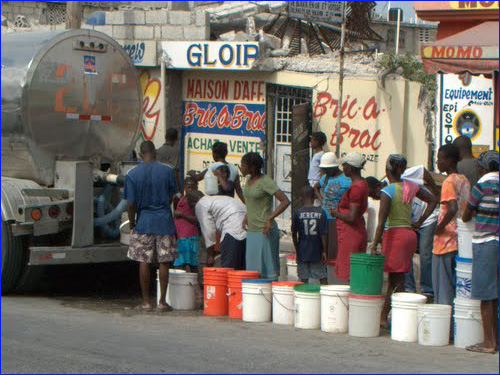 Cholera: Haiti's latest scourge
