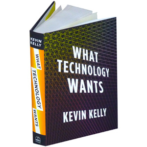 What Technology Wants: Kevin Kelly