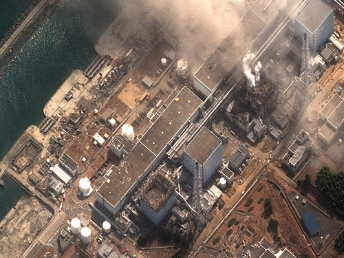 Nuclear nightmare in Japan