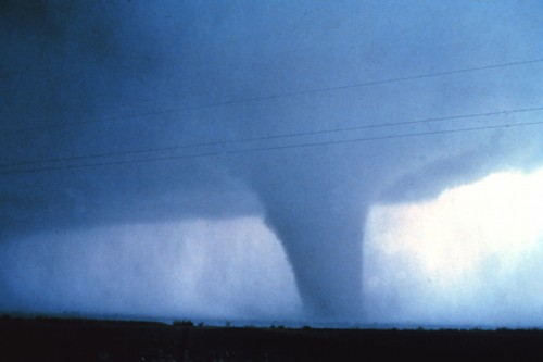 Tornado prediction