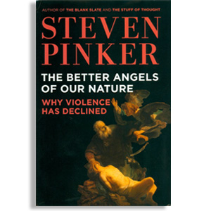The Better Angels of our Nature, Stephen Pinker