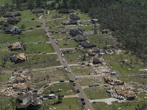 Tornadoes strike again. How do they work?