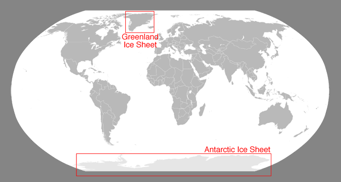 Melting Antarctic Ice Rising Seas What Can We Expect