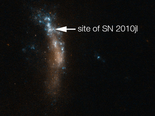 Seeing fresh dust at a young supernova: Source of the planets?