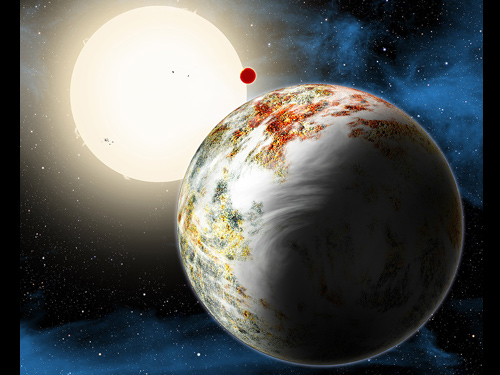 Planet discoveries boost LifeSearch 2.0