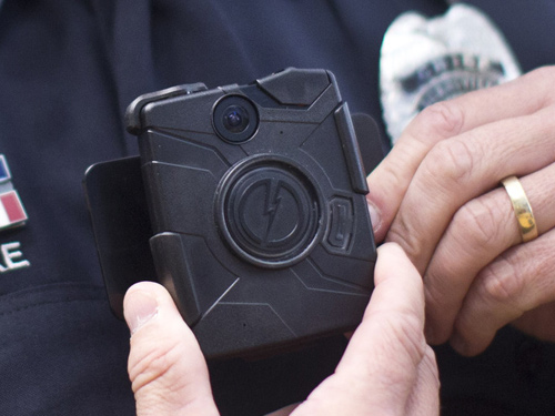 Body-cams: Solution to police-civilian violence?
