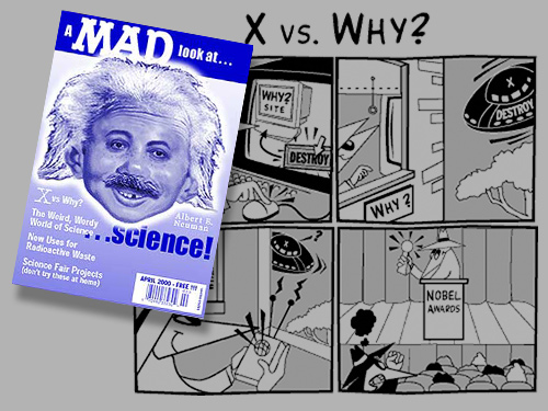 MAD Science! Have a Laugh on Us...